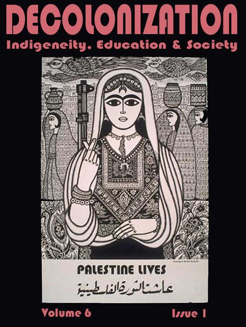 Vol 6 No 1 2017 Decolonization Indigeneity Education Society