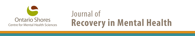 Journal of Recovery in Mental Health
