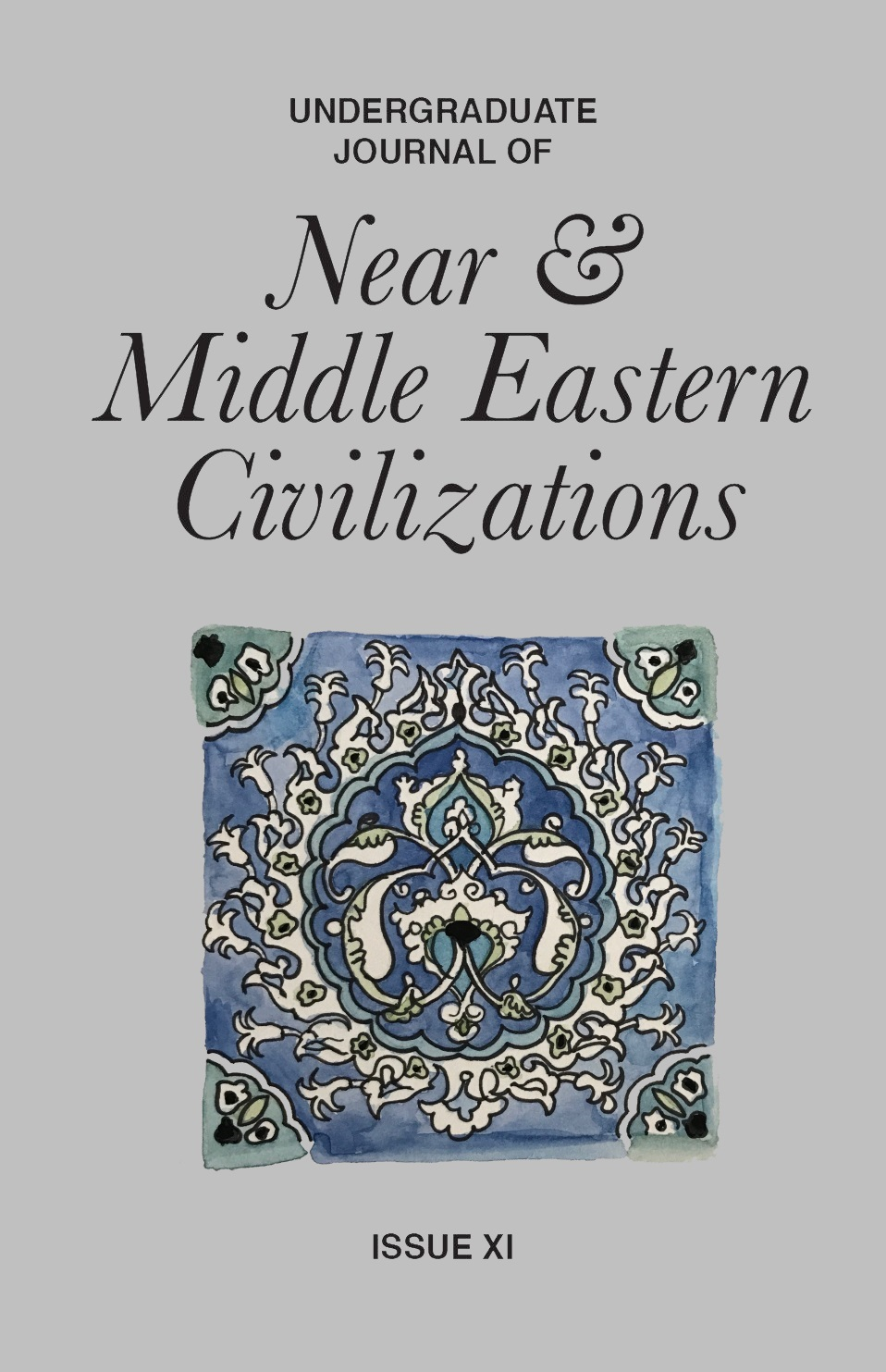 Journal of Near and Middle Eastern Civilizations