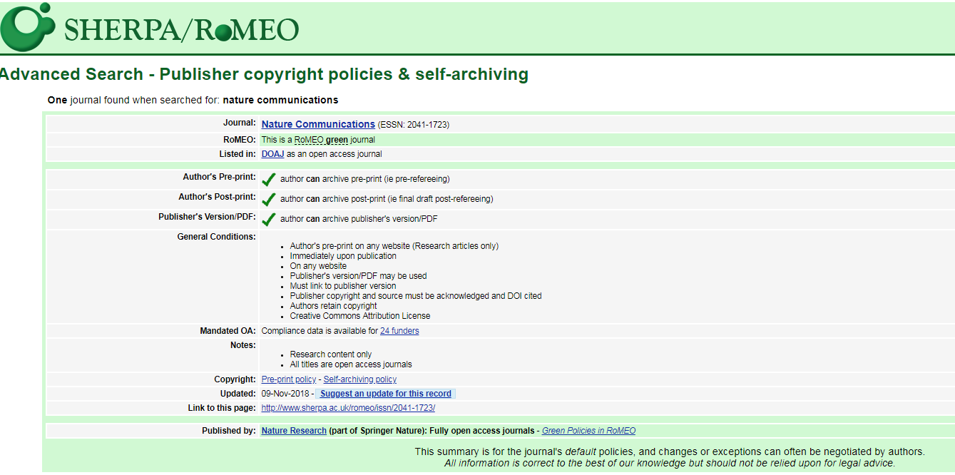 Journal Publishing Guide Copyright And Licensing Journal